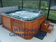 Whirlpool & Gartenwhirlpool